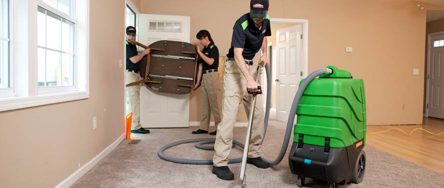 Atherton, CA residential restoration cleaning